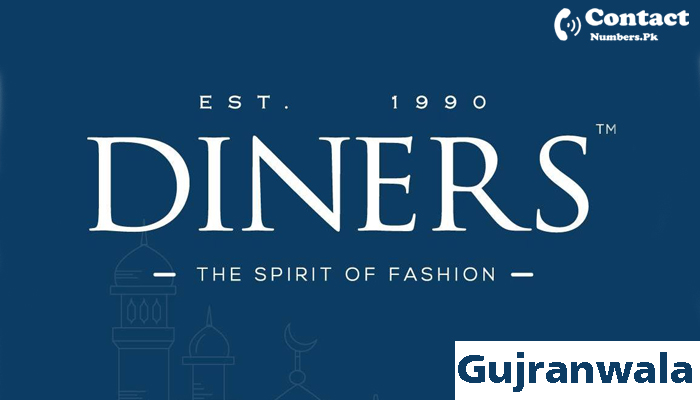 diners gujranwala contact number