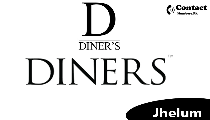 diners jhelum contact number