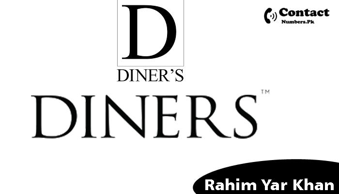 diners rahim yar khan contact number