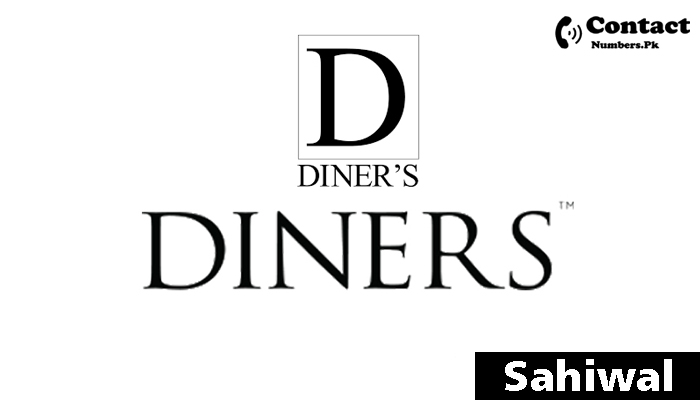 diners sahiwal contact number