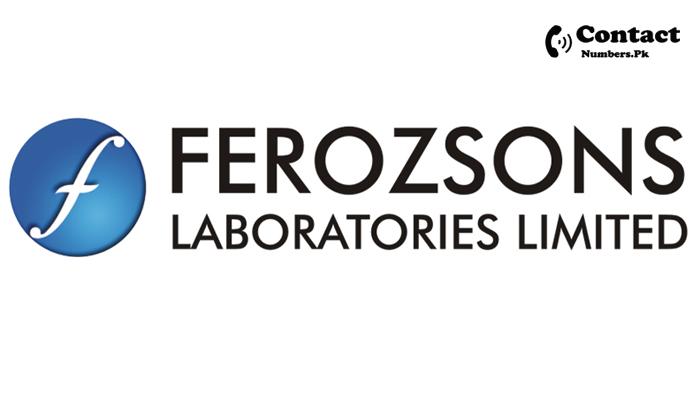 ferozsons laboratories contact number