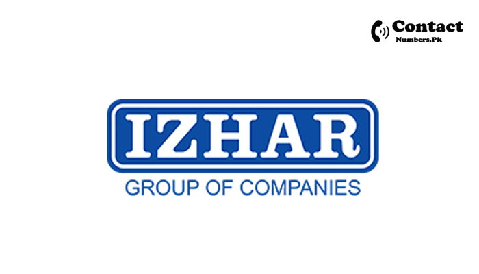 izhar group contact number