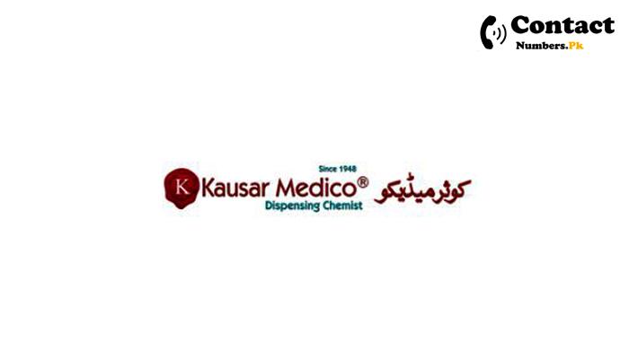 kausar medicos contact number