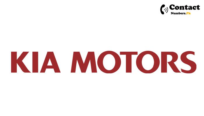 kia motors contact number