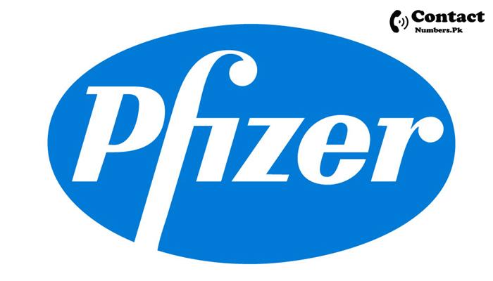 pfizer pakistan contact number