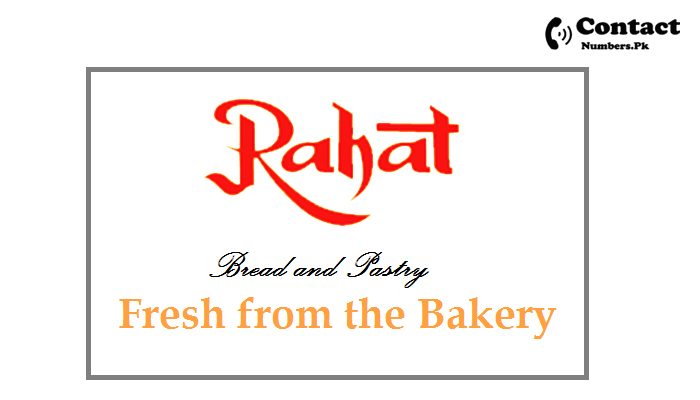 rahat bakers contact number