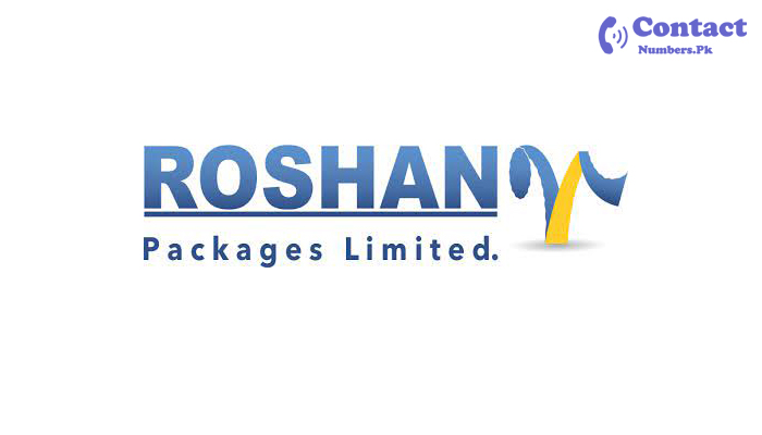 roshan packages limited contact number