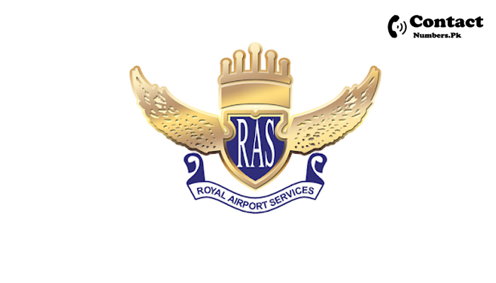 royal airport services karachi contact number