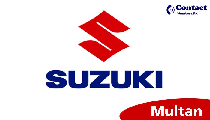 suzuki multan motors contact number