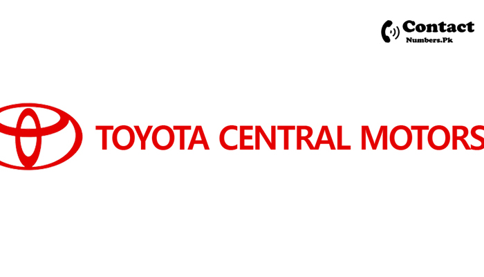 toyota central motors contact number