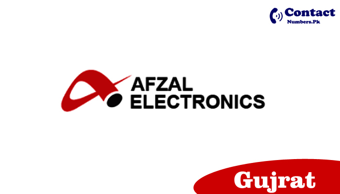 afzal electronics gujrat contact number