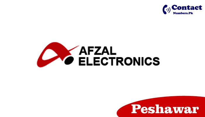 afzal electronics peshawar contact number