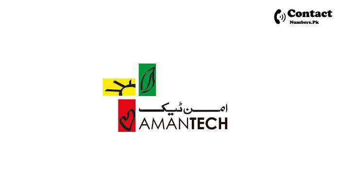 aman tech contact number
