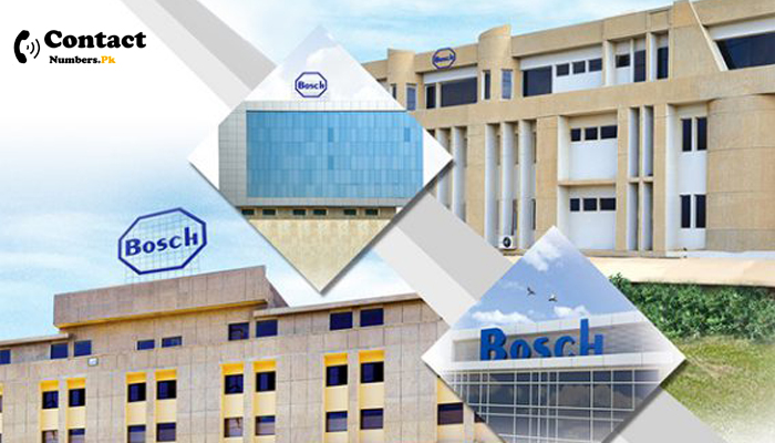 bosch pharma contact number