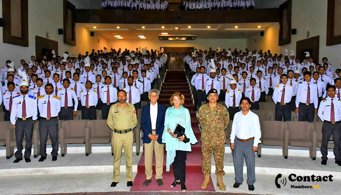 cadet college murree contact number