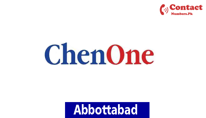 chenone abbottabad contact number