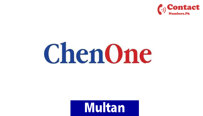 chenone multan contact number