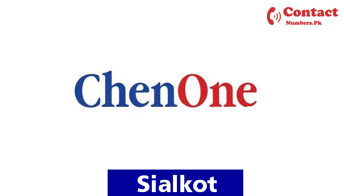 chenone sialkot contact number