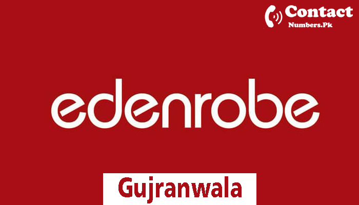 edenrobe gujranwala contact number