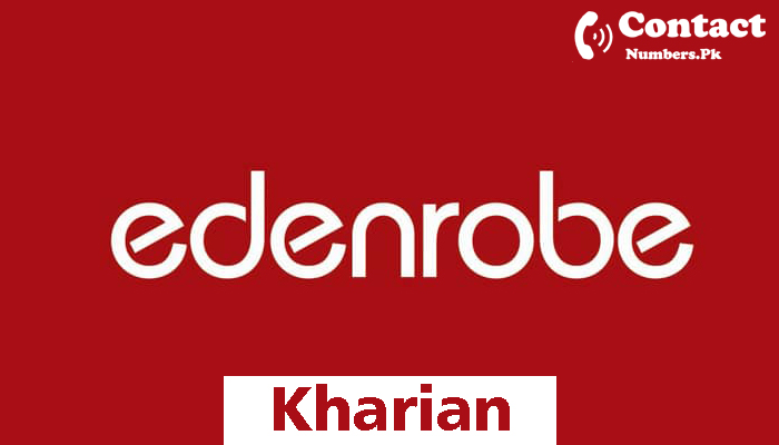 edenrobe kharian contact number
