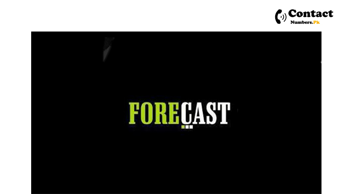 forecast clothing contact number