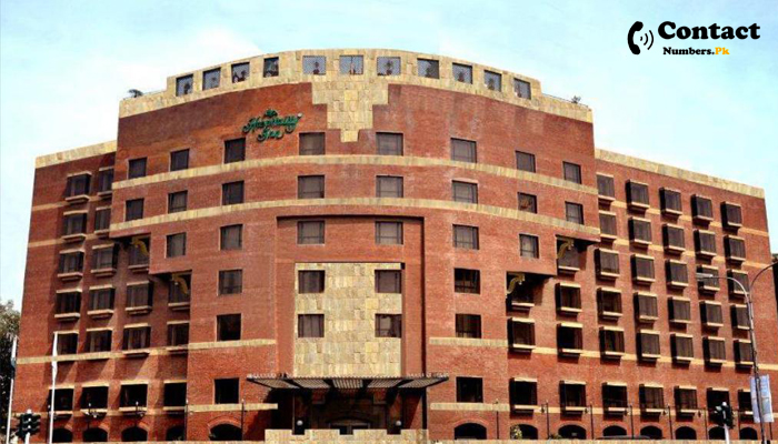 holiday inn lahore contact number