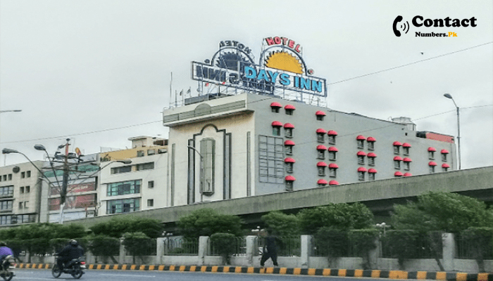 hotel days inn karachi