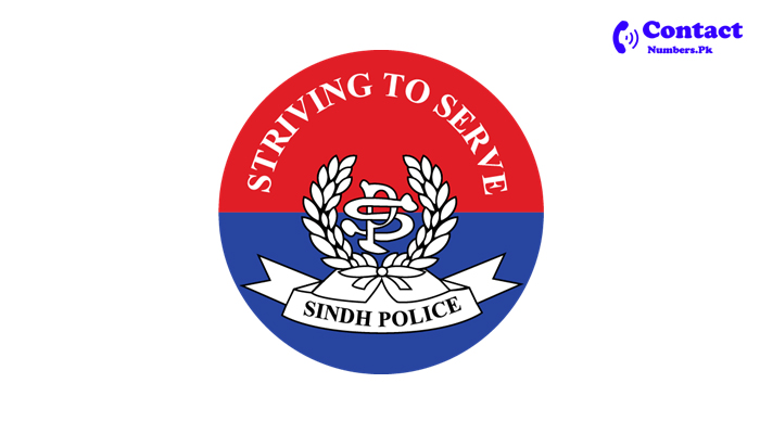 ig sindh police contact number