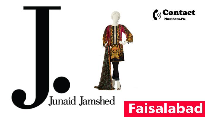 j. faisalabad contact number