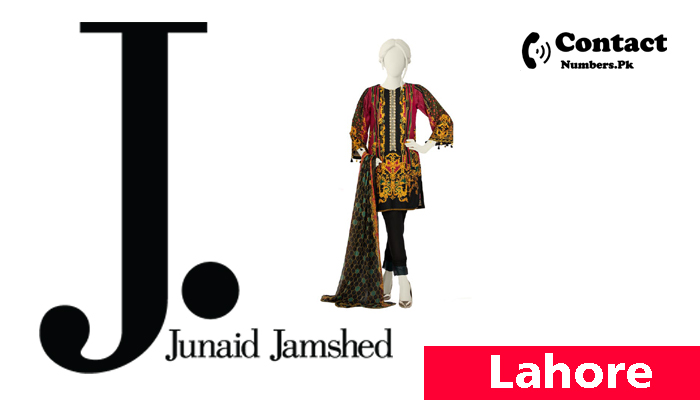 j. lahore contact number