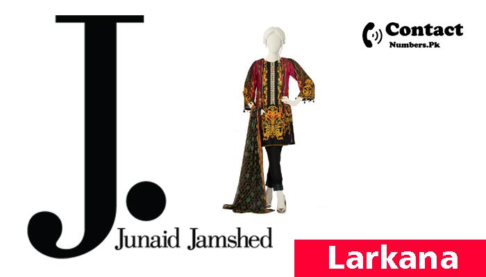 j. larkana contact number