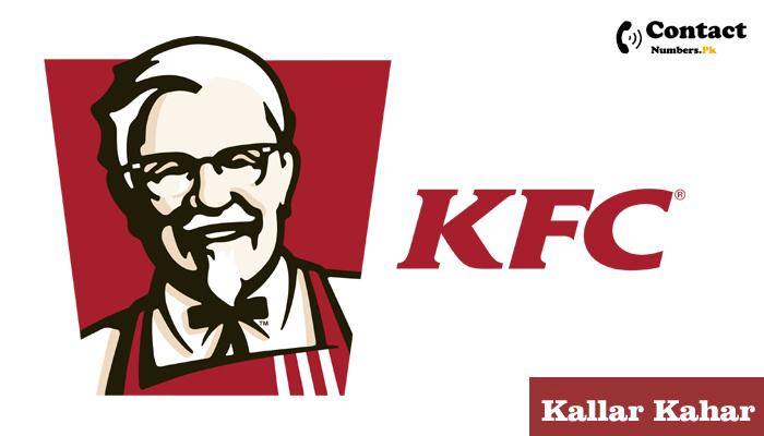 kfc kallar kahar contact number