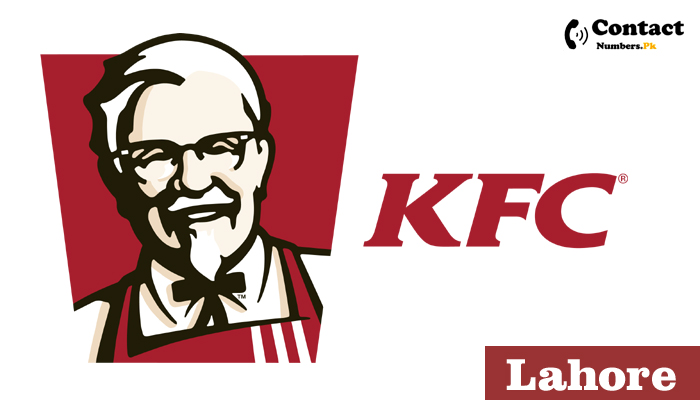 kfc lahore contact number