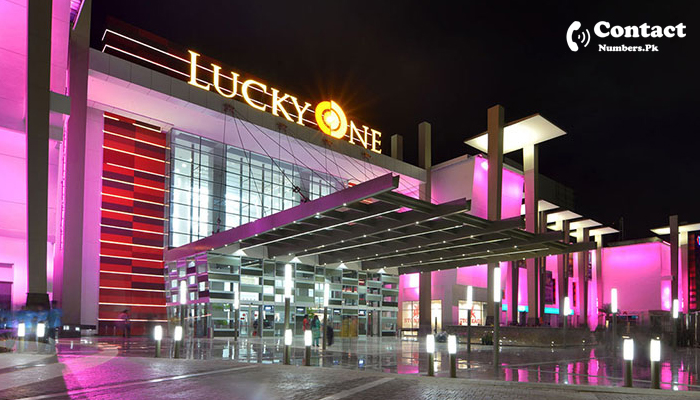 luckyone mall contact number