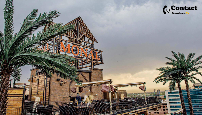 monal lahore contact number