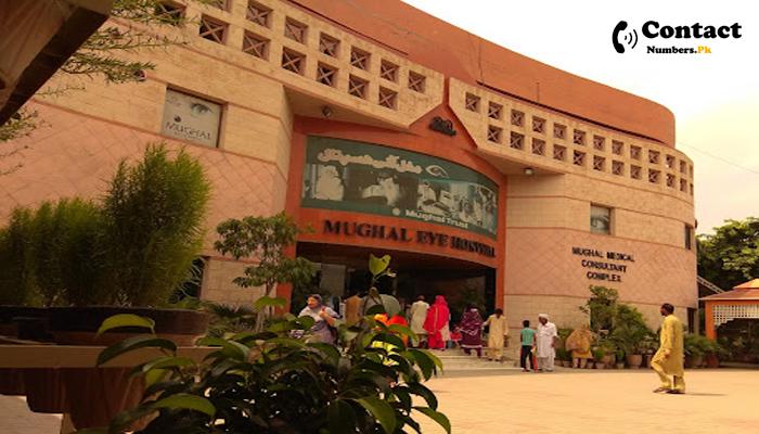 mughal eye hospital