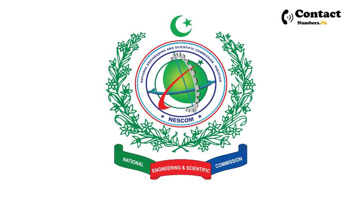nescom islamabad contact number