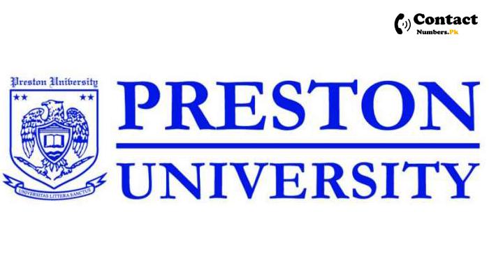 preston university islamabad contact number