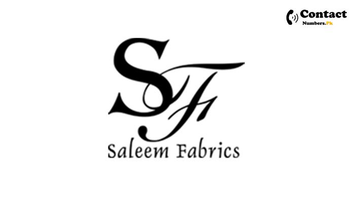 saleem fabrics contact number