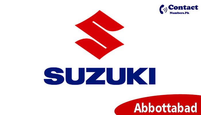 suzuki abbottabad motors contact number