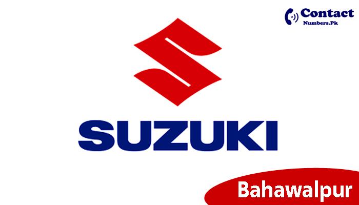 suzuki bahawalpur motors contact number