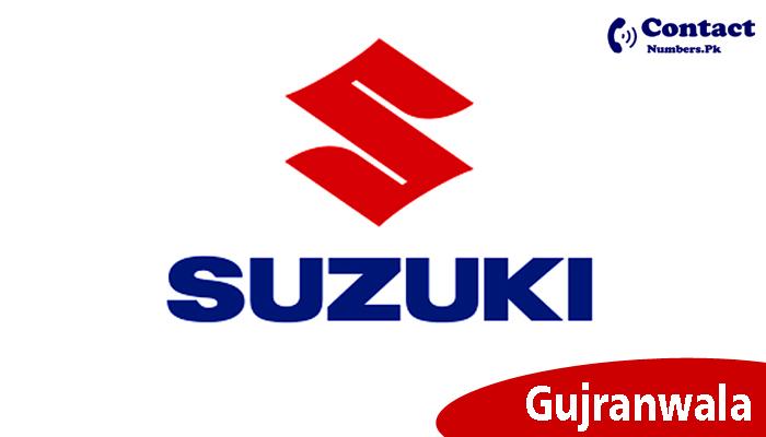 suzuki gujranwala motors contact number