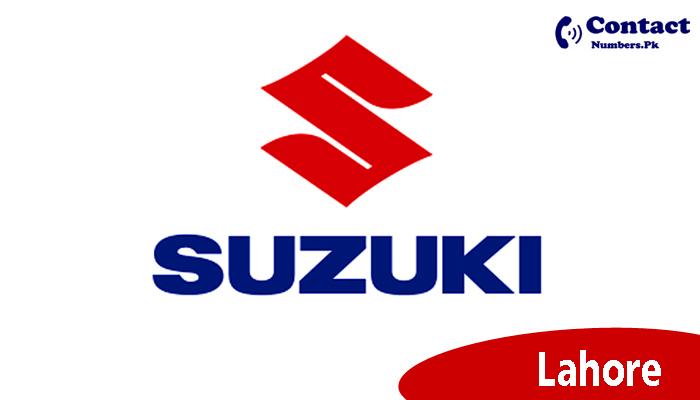 suzuki madni motors jail road contact number