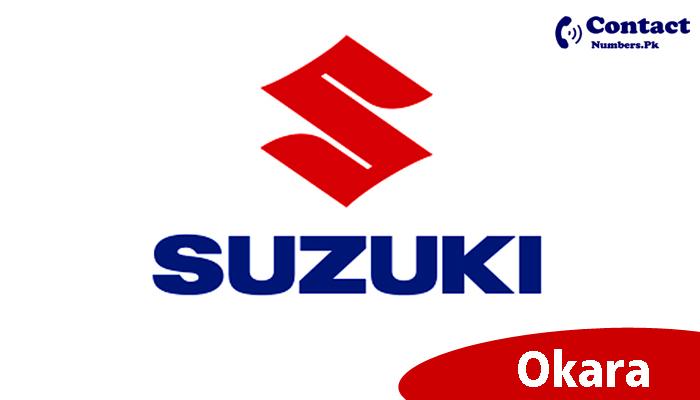 suzuki okara motors contact number