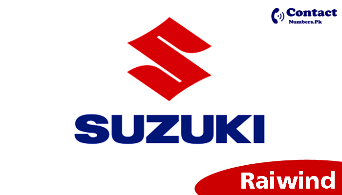 suzuki raiwind motors contact number