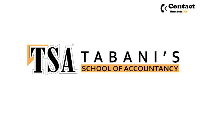 tabani's school of accountancy
