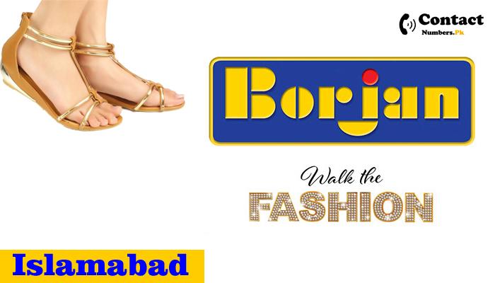 borjan islamabad contact number