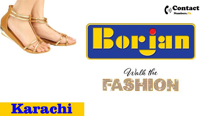 borjan karachi contact number