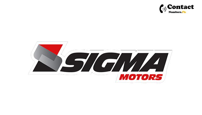 sigma motors contact number