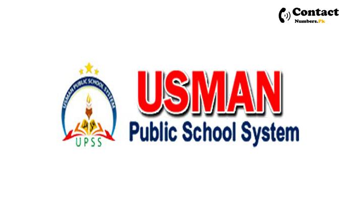 usman public school contact number